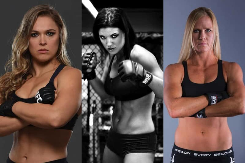 Top 15 Female Mma Mixed Martial Artists
